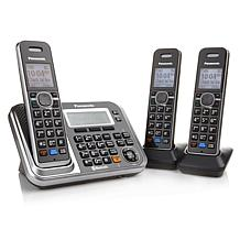 Panasonic DECT 6.0 PLUS 3pk Link2Cell Cordless Phones