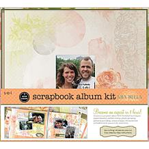 SEI One-Hour Album Scrapbook Kit by Mia Bella