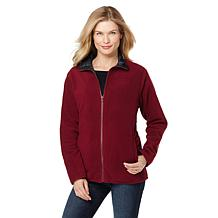 Sporto® Reversible Fleece Jacket