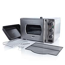 Wolfgang Puck Flavor-Infusion Oven with Crisper Tray