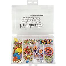 Scrapbooking embellishment kits hsn for Tropical kit homes