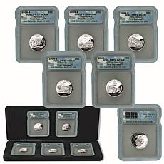 2006 PR70 DCAM First Release State Quarters