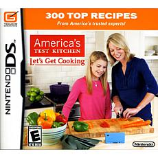 America's Test Kitchen: Let's Get Cooking - Nintendo DS