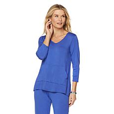 Antthony 3/4-Sleeve Top and Pant Set