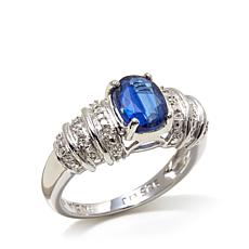 "Colleen Lopez ""Stargazer"" 1.60ctw Kyanite Ring"