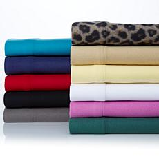 Concierge Collection Microfleece 4pc Sheet Set - King