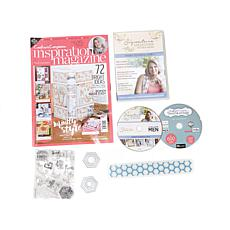 Crafter's Companion Idea Magazine w/Accessories Summer