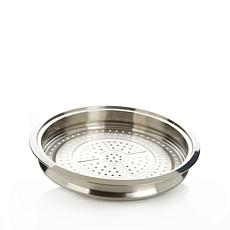 Curtis Stone Multipurpose Stainless Steel Steamer Tray