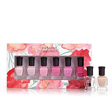 Deborah Lippmann Pretty in Pink Nail Lacquer Collection