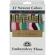 DMC Embroidery 27-Skein Floss Pack - Limited Edition