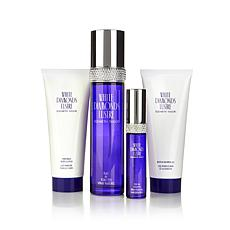 Elizabeth Taylor White Diamonds Lustre 4-piece Gift Set