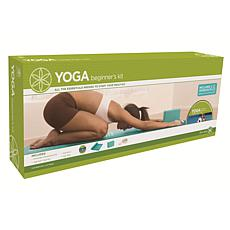 Gaiam Yoga Beginner's Kit