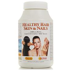 Healthy Hair, Skin & Nails - 500 Capsules