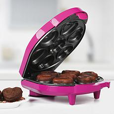Holstein Heart-Shaped Nonstick Brownie Maker