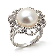 Imperial Pearls 12-13mm Cultured Pearl Frame Ring