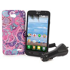 LG Ultimate 2 Android Smartphone Bundle - TracFone