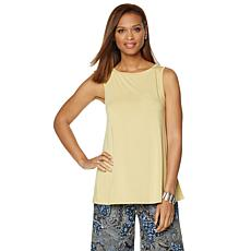 MarlaWynne Sleeveless Butterfly Tee