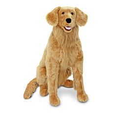 Melissa and Doug Golden Retriever - Plush