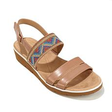 "Naturalizer ""Dynamic"" Beaded Slingback Sandal"