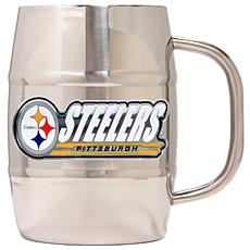 NFL Stainless Steel 32-oz. Mug - Pittsburgh Steelers