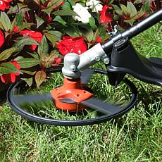 Orbitrim Deluxe Stainless Steel Yard Trimmer