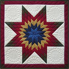 Rachel of Greenfield Lone Star Wall Quilt Kit