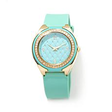 "Real Collectibles by Adrienne® ""Starry Sky"" Watch"