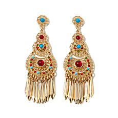 "R.J. Graziano ""Color Culture"" Fringe Earrings"
