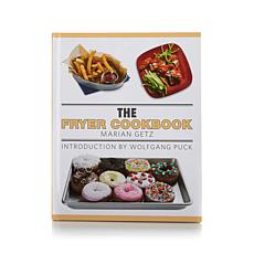The Fryer Cookbook by Marian Getz
