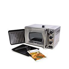 Wolfgang Puck 22L Stainless Pressure Oven