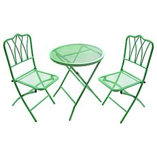 Wrought Iron Bistro Set