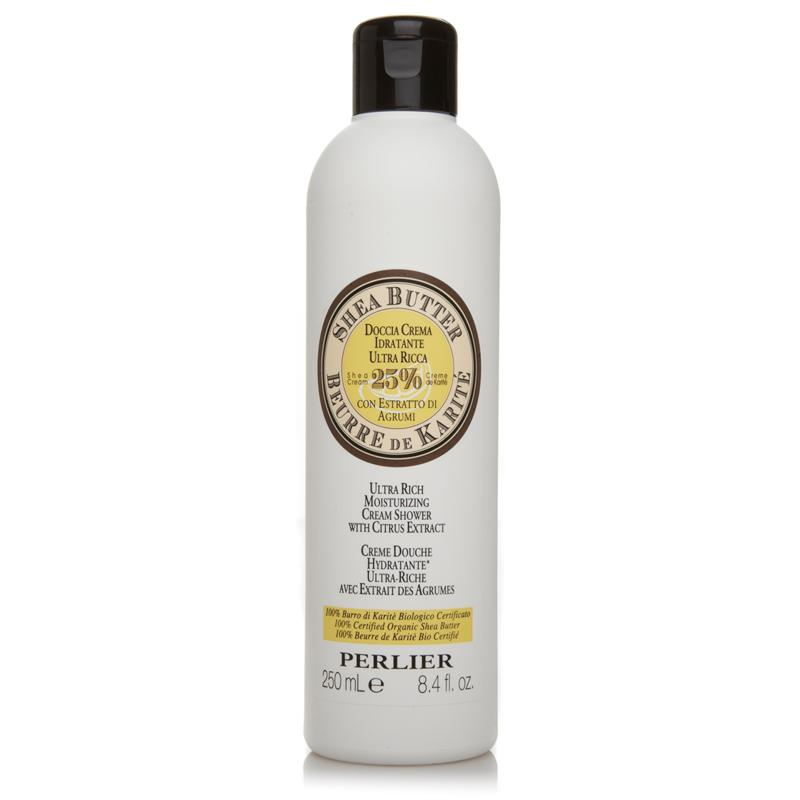 Perlier Shea Butter Cream Shower with Citrus Extract