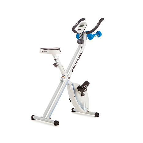 ProForm® X-Bike with 2 lb. Weight Set