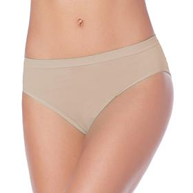 "Rhonda Shear ""Ahh"" Brief Panty 2-pack - Basic Colors"