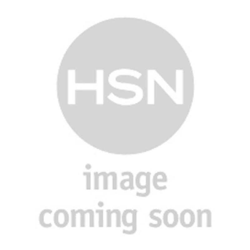 "Technibond® Diamond Accented ""Roman Numeral"" 7 1/2"" Bracelet   7675787"