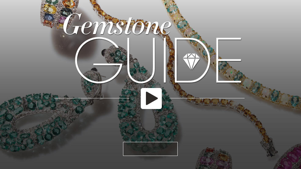 Gemstone Guide. glittering gemstone jewelry