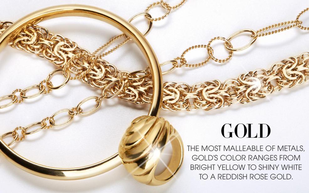 Gold Jewelry Jewelry Storage Accessories HSN