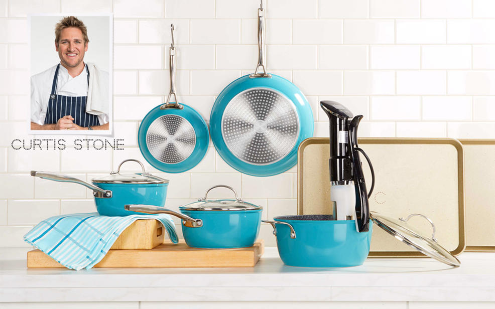 Up to 30% off Curtis Stone's kitchen collection