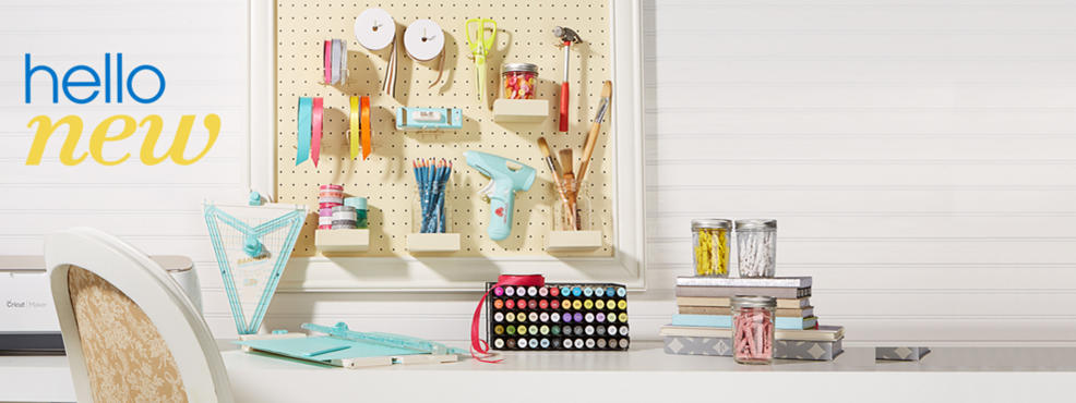 Add some DIY to your everyday with craft and sewing must-haves