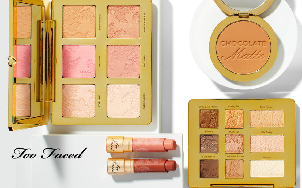 New! Discover the Too Faced Natural Collection
