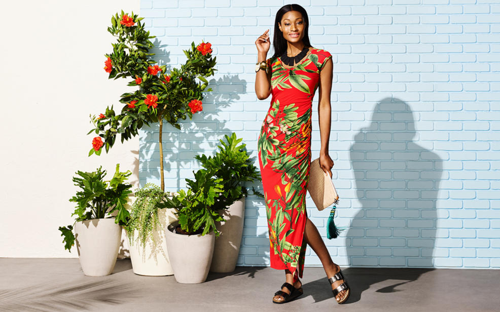 Summer in style and save 30% or more on sandals, dresses and more