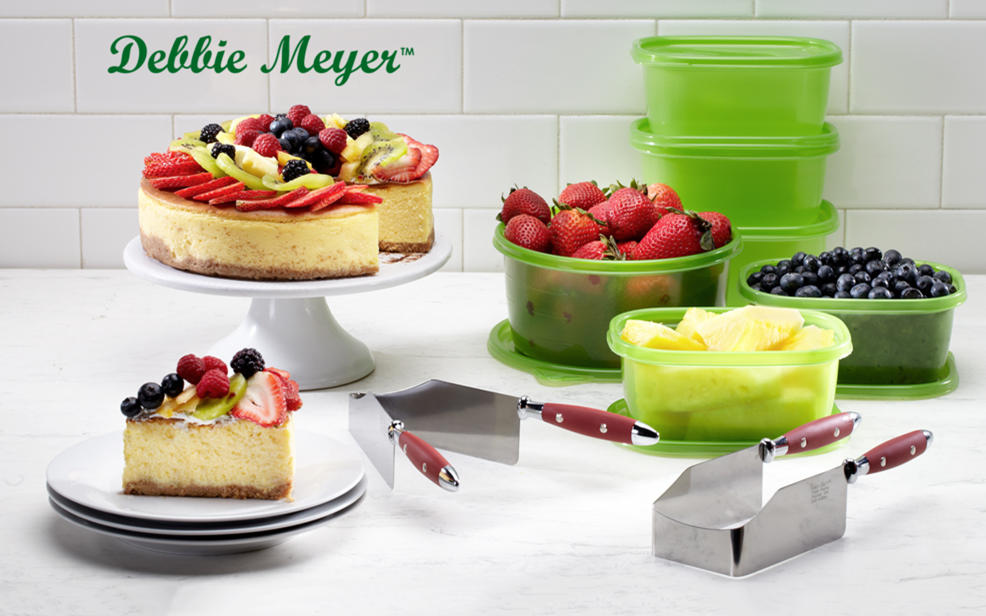 Keep your food fresh with up to 20% off Debbie Meyer's kitchen storage