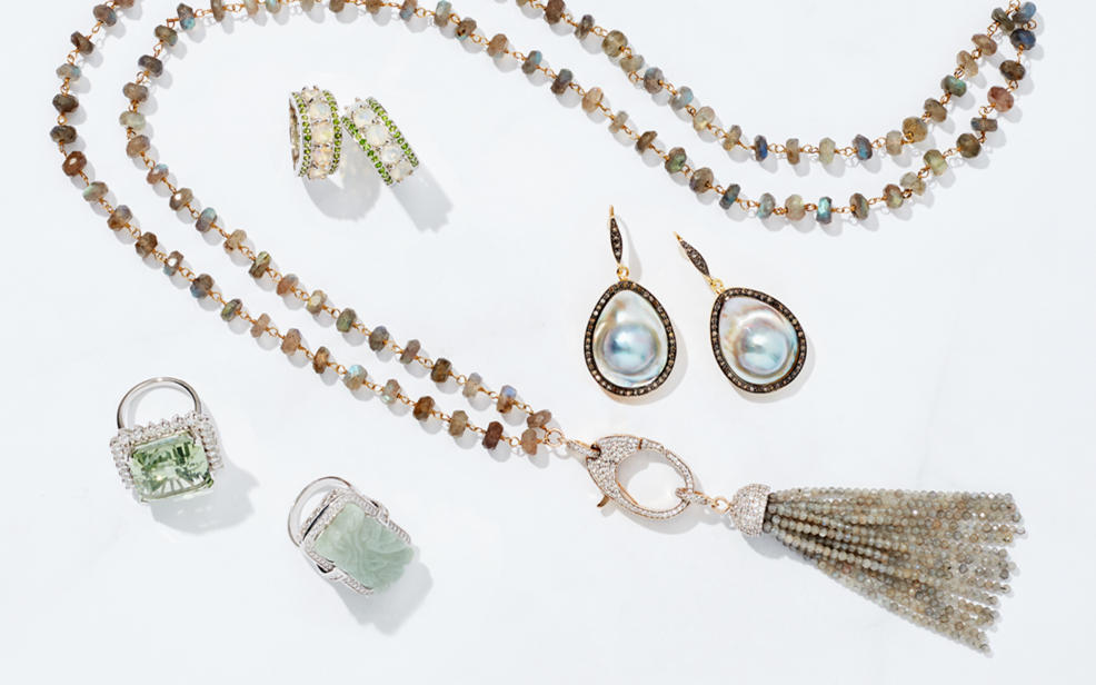 Up to 40% off gemstone jewelry, including Rarities, Colleen Lopez and more