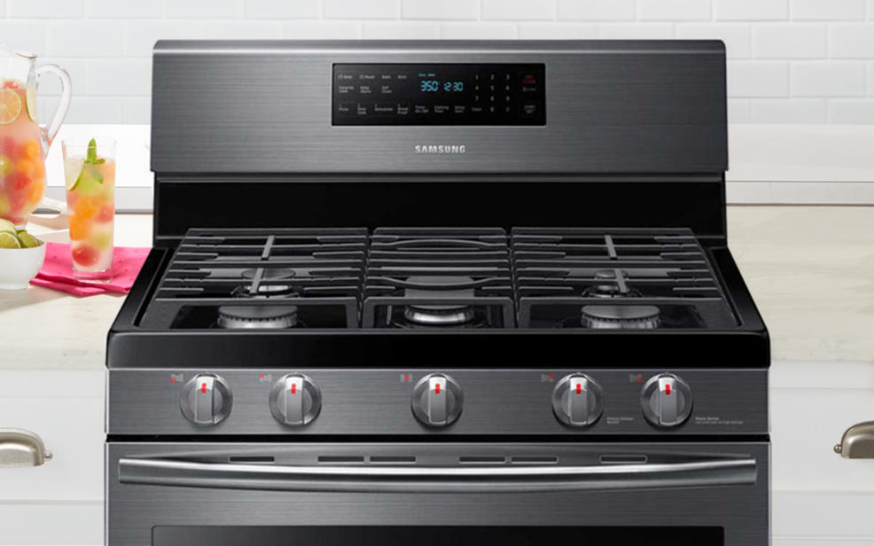 20% off select home appliances, including Samsung and LG