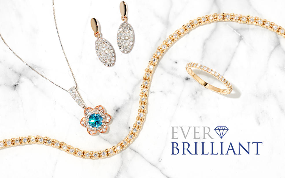 New eco-friendly diamonds with the same beauty, durability and shine as mined diamonds