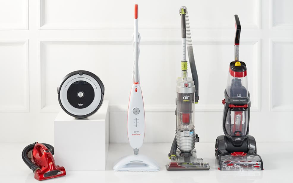 vacuums and floor care solutions