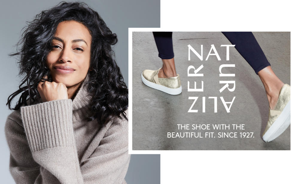 Naturalizer: The shoe with the beautiful fit since 1927.