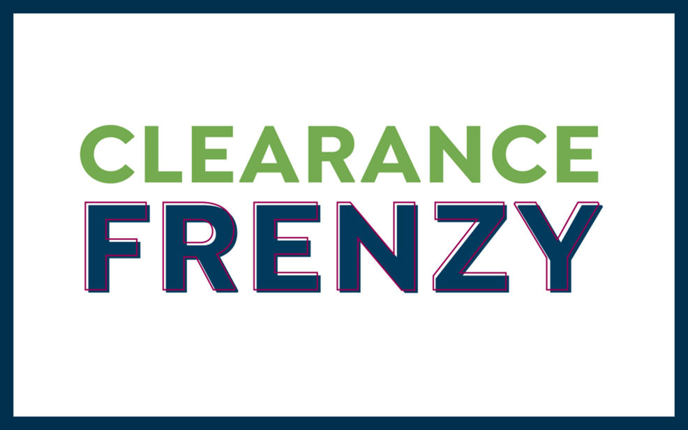 Clearance Frenzy
