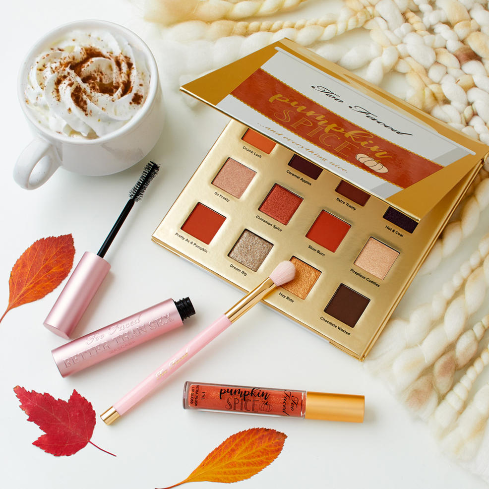Just in: Too Faced Pumpkin Spice