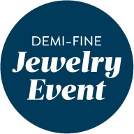 demi-fine jewelry event